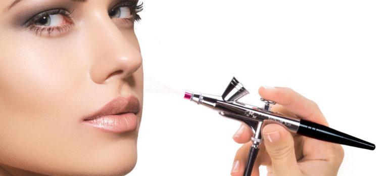 Make Up con Aerografo - BVM Academy