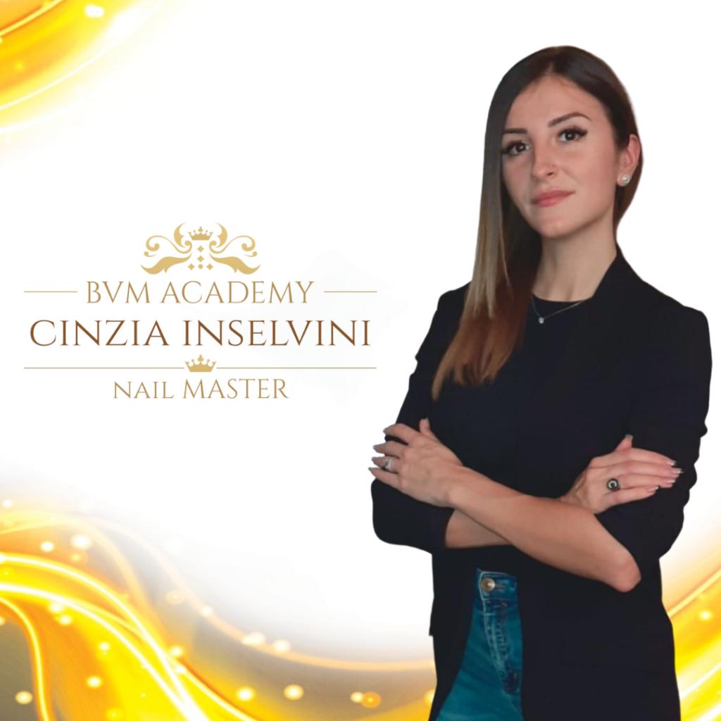 Cinzia Inselvini Nail master BVM Academy